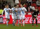 Luis Alberto iguala el gol de Jony y corta la racha asturiana