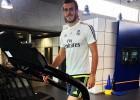 Bale se entrenó de nuevo en el gimnasio y es baja junto a Pepe