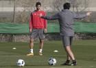 Diogo y Fazio, novedades en la lista de Emery ante el Celta