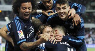 Granada-Real Madrid en imágenes