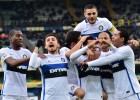 El Inter empata en el último momento ante el colista
