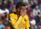 Neymar, más juego que goles: sólo dos en Liga en dos meses