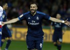 Benzema: 6 partidos seguidos marcando y 19 goles en Liga