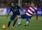 Marcelo: posible luxación de hombro en la última jugada