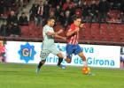 El Girona rescata un punto