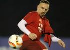 Ribéry se reincorpora a los entrenamientos del Bayern