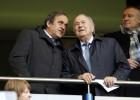 Rusia invitará a Blatter y Platini al Mundial de fútbol de 2018