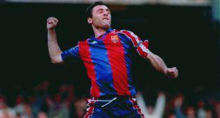 Maradona, Baggio y Romario, en el cumpleaños de Stoichkov