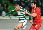 El Sporting tropieza ante el Rio Ave en casa y el Benfica es líder
