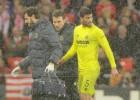 Musacchio podrá jugar ante el Málaga: sólo tiene un golpe