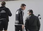 Gary Neville continúa hasta el partido contra el Espanyol