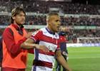 El Arabi iguala a Porta como máximo goleador del Granada