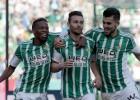 Rubén: 62'5 % de goles béticos, el más decisivo de Europa