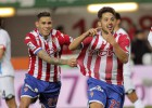 El Málaga, cerca de fichar a Jony, del Sporting, para la 16-17