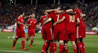 El España-Noruega podrá verse por 5, 10 y 15 euros