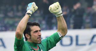 """Buffon: """"Higuaín es la guinda en el pastel del Nápoles"""""""