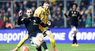 La Juve pierde a Chiellini para medirse a Nápoles y Bayern