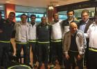 Roberto Carlos: debut con el Madrid viajando con el Juvenil