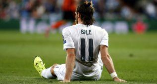 Alarma Bale: recae de la lesión y casi descartado ante el Roma