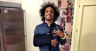 Marcelo será baja en Roma y su objetivo es jugar el derbi