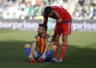 Guilherme Siqueira, duda para el partido contra el Espanyol