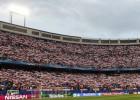 La afición del Atlético no va a Getafe por los altos precios