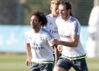 En Italia celebran las bajas de Bale y Marcelo para la ida