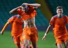 Sivera clasifica al Valencia a los octavos de la Youth League