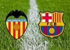 Valencia-Barcelona en directo