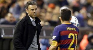 Luis Enrique supera la racha de Guardiola: 29 partidos invicto