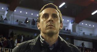 """Neville: """"Queríamos un equipo fresco de cara al sábado"""""""