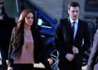 Adam Johnson se declara culpable de acoso a una menor