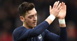 Sky señala a Özil como el mejor mediapunta de la Premier