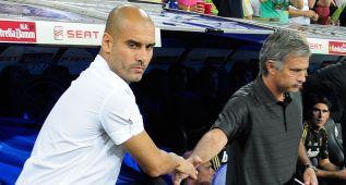 """""""Guardiola y Mourinho: batalla de egos y espectáculo global"""""""