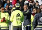 Las cinco claves de la 'pretemporada' de Zidane