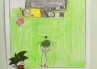 El penalti de Nono se 'cuela' con guasa en un acto del Betis
