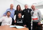 Bojan Krkic renueva con el Stoke City hasta el año 2020