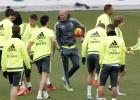 Pepe sigue sin entrenarse: baja también ante el Athletic