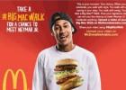 Retiran un anuncio de Neymar en La Meca por
