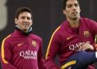 Leo Messi se entrenó con normalidad y apunta al Celta