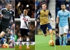 El Leicester visita el Emirates y el City recibe al Tottenham