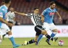 Juve-Nápoles: más de medio título en juego en la Serie A