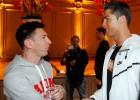 """Eriksson: """"Cristiano y Messi pueden acabar en China..."""""""