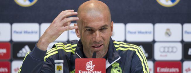 """Zidane: """"No vamos a arriesgar con Bale, no lo quiero al 80%"""""""