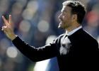 Luis Enrique igualará su mejor racha en Liga si gana al Celta