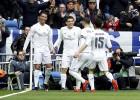 Todos los goles del Real Madrid-Athletic en imágenes