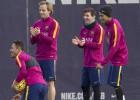 Messi está listo para esprintar