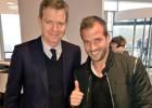 Van der Vaart, en Hamburgo y viendo en vivo a su ex equipo