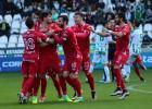 El Real Zaragoza presenta su candidatura al ascenso