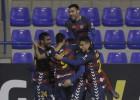 El Llagostera gana 8 jornadas después y hunde al Albacete